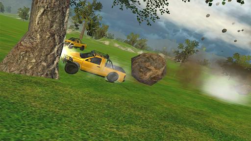 龍捲風獵人極端駕駛