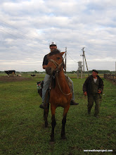 Photo: Biologist-turned cowboy