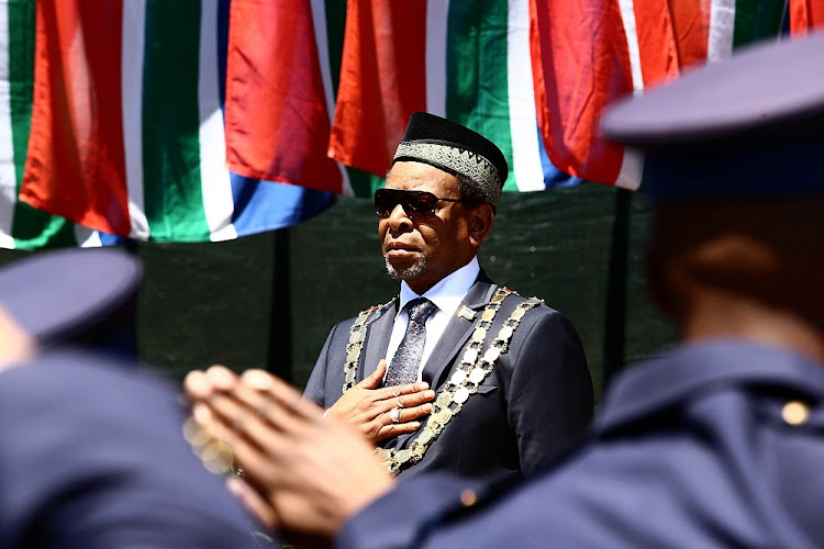 King Goodwill Zwelithini. Picture: THE TIMES