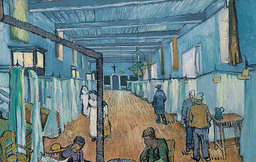On the Verge of Insanity - Van Gogh Museum