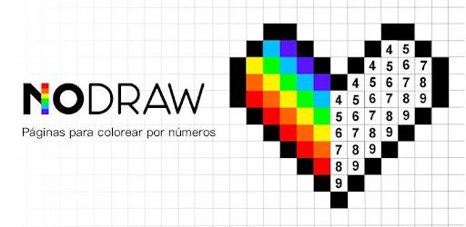 No.Draw - Páginas para colorear por números - Aplicaciones en Google ...