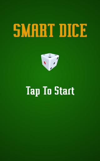 Smart Dice 3D 【シンプルで使いやすいサイコロ】