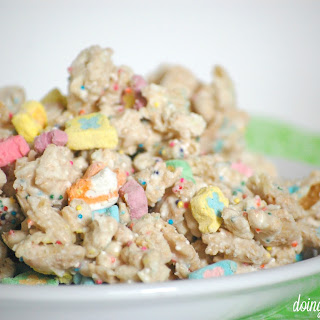 Leprechaun Chex Mix Recipe
