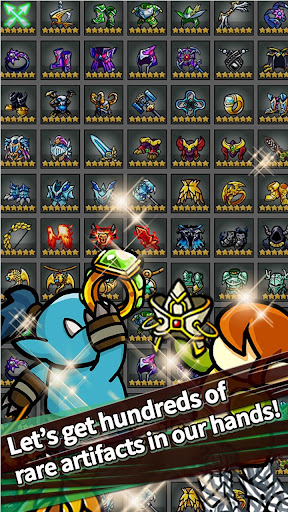 LINE Endless Frontier 2.0.4 screenshots 6