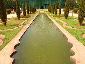 Photo: #214-Srirangapatnam Le Palais d'été de Tipu Sultan