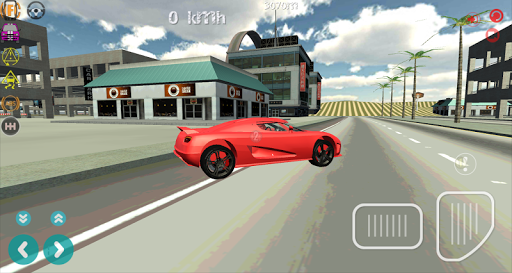 Extreme Turbo GT Car Drive 3D