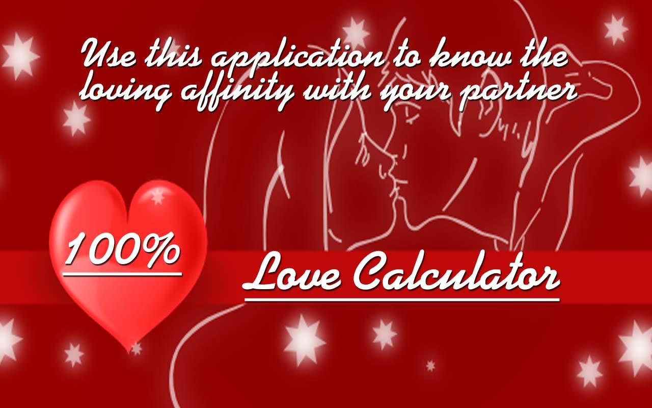 Uncategorized Love Calculate true love calculator android apps on google play screenshot
