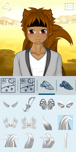Avatar Maker: Anime screenshot 16