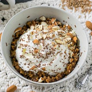 Almond Java Breakfast Bulgur Recipe