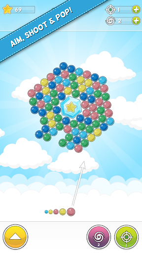 Bubble Cloud 1.9.48 Cheat screenshots 1