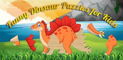 Приложения в Google Play – Динозавры - <b>пазлы для детей</b>