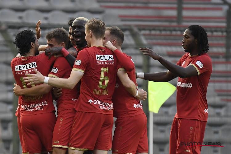 Europa League : l'Antwerp a-t-il de bonnes chances d'éliminer l'AZ ?  Eddy Snelders donne son point de vue
