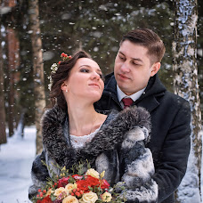Wedding photographer Darya Kapitanova (kapitanovafoto). Photo of 04.02.2019
