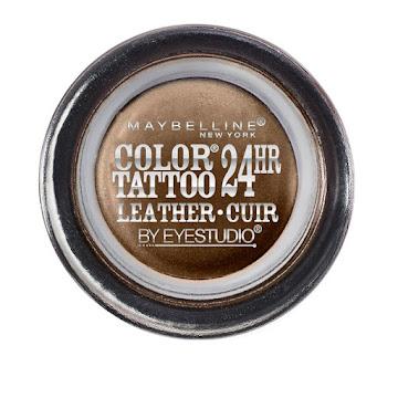 Sombra En Crema Maybelline Eye Studio Color Tattoo Leather