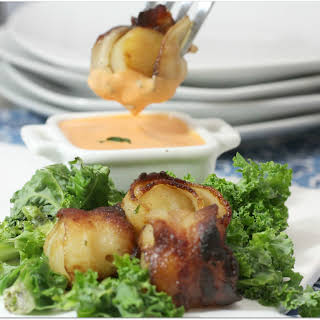 Dipping Sauce Scallops Recipes.