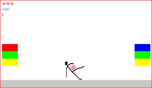 Dodgeball 5 screenshots 1