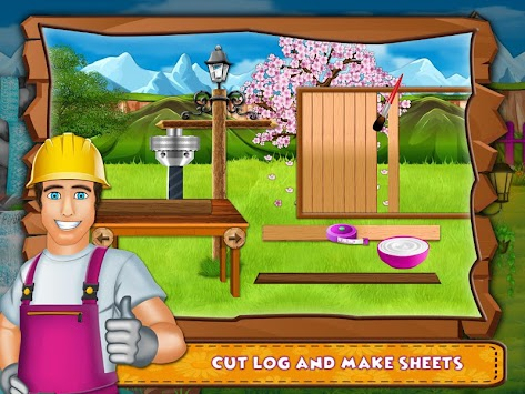 Village Farm House Builder