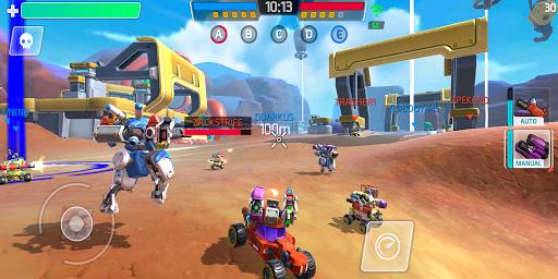 Turbo Squad: Build and Battle 0.129 screenshots 5