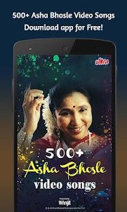 500+ Asha Bhosle Video Songs - náhled