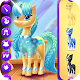 Magical Unicorn Candy World APK