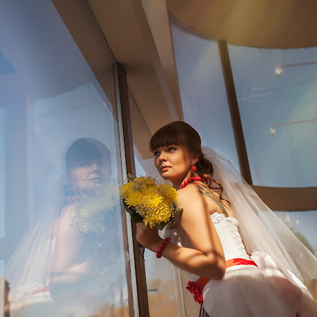 Wedding photographer Marina Kuzmina (Marika8). Photo of 09.11.2014
