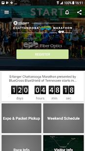 Erlanger Chattanooga Marathon - náhled