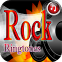 Rock Ringtones and Rock Alarm icon