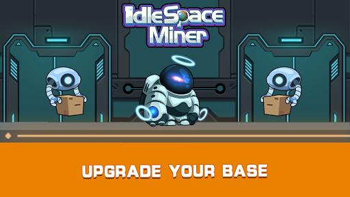 Idle Space Miner - Idle Cash Mine Simulator 1.3.4 screenshots 5