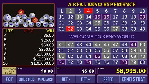 Keno World  screenshots 7