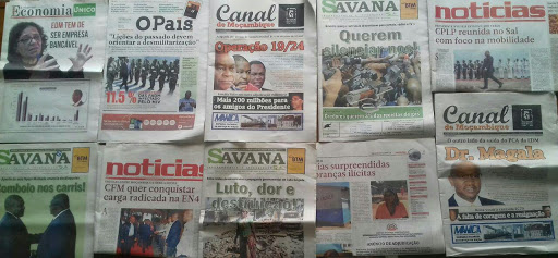 Mozambican journalist receives international prize for press freedom