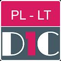 Polish - Lithuanian Dictionary & translator (Dic1) icon