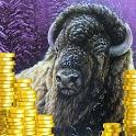Golden Buffalo Mega Win Casino Slots icon