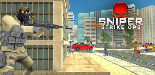 Sniper Shot - Free Shooting Game