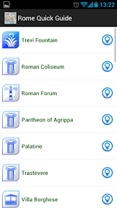 Rome Quick Guide screenshot 2