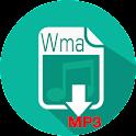 Wma to mp3 converter icon