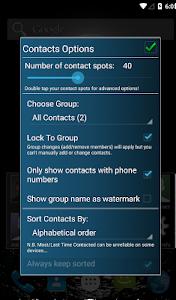 Mad Contacts Widget v1.13
