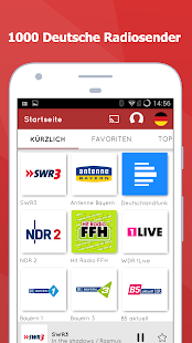 myTuner Radio Pro: Radio DE, Radio AT Screenshot