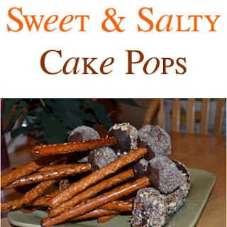 Sweet and Salty Cake Pops Recipe