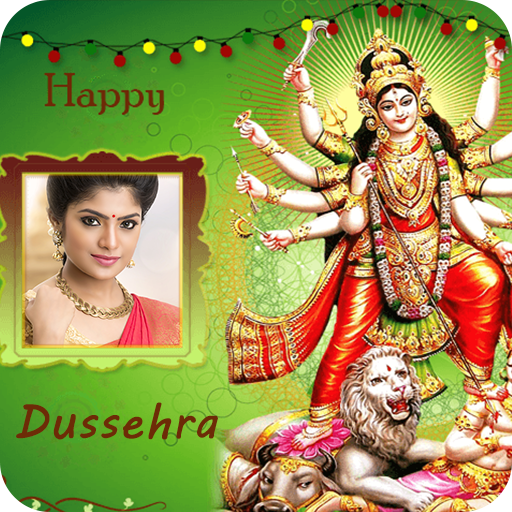 Dussehra Photo Frames