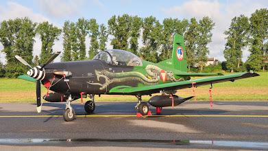 Photo: Austriacki Pilatus PC-7