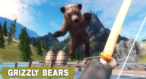 Bear Hunting 3D: Wild Animals Bow Archery Hunting android2mod screenshots 1