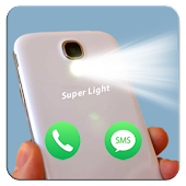 Flash LED na chamada e SMS