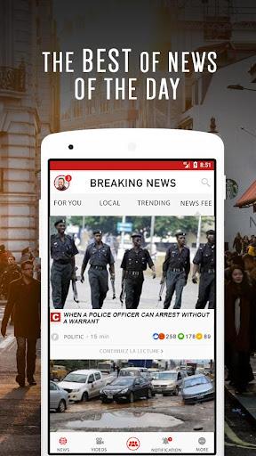 Nigeria Breaking News and Latest Local News App Apk 2
