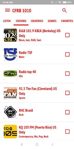 CFRB 1010 Newstalk Radio Toronto ss2