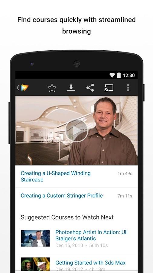 video2brain- screenshot