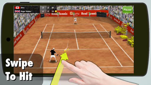 Code Triche Tennis Champion 3D - Online Sports Game APK MOD (Astuce) screenshots 1
