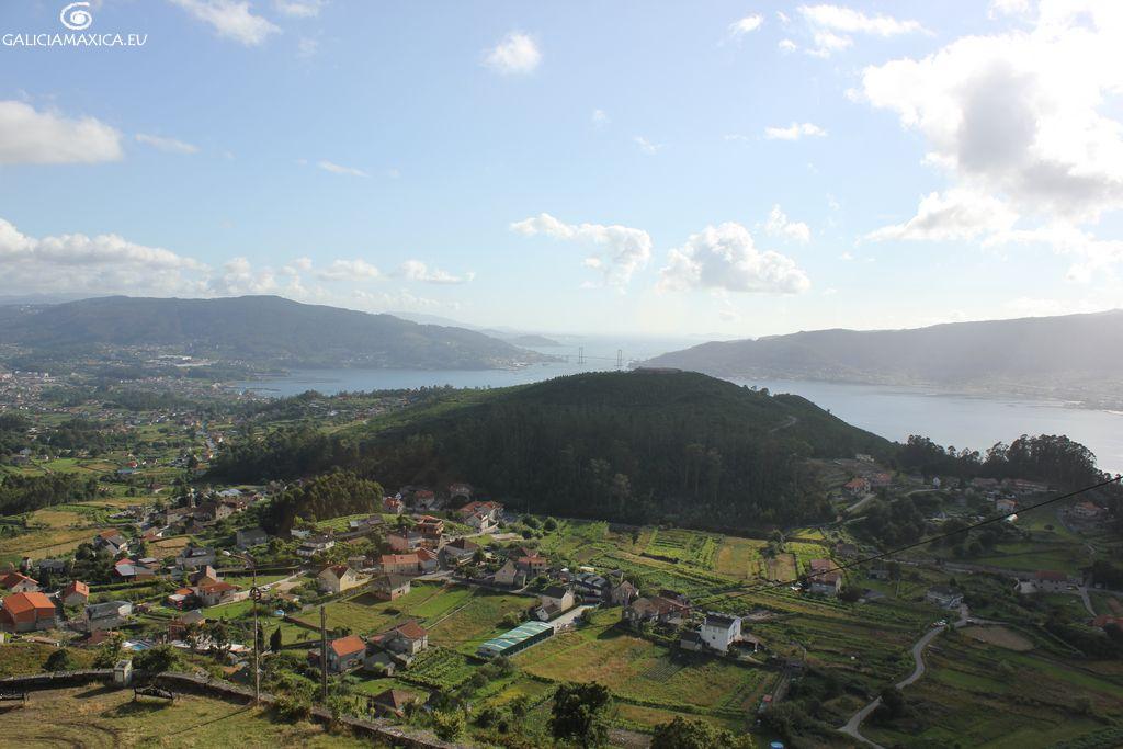 Vistas desde el Alto da Peneda