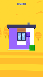 House Paint MOD Apk 1.3.4 (Unlimited Gems) 7