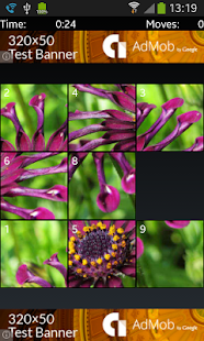 Slide Puzzle Lite (with twist)- screenshot thumbnail