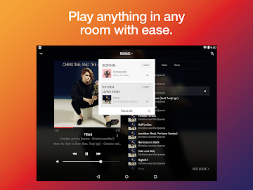 Sonos Controller for Android Screenshot 8